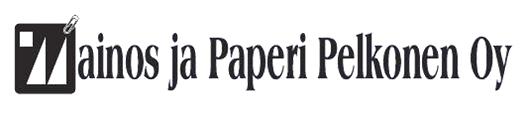 Mainos ja Paperi Pelkonen Oy